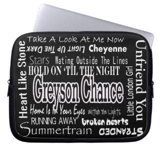 Greyson Chance Laptop Case Laptop Sleeve