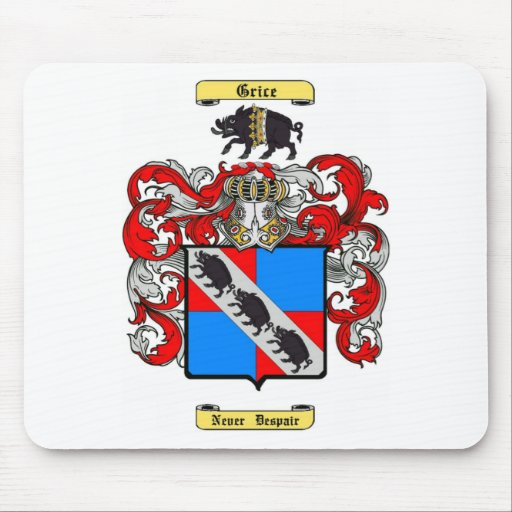 grice Mouse Pad