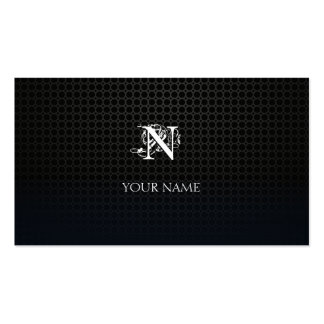 Grid Pack Of Standard Business Cards
