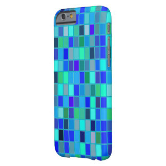 Grid Style iPhone case Barely There iPhone 6 Case