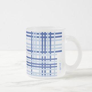 Grid-Upscale Modern 1 Mugs