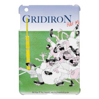 Gridiron -'hail mary pass', tony fernandes iPad mini cover