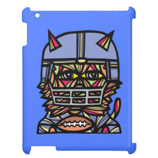 """GridIron Kat"" iPad/iPad Mini, iPad Air Case Cover For The iPad 2 3 4"