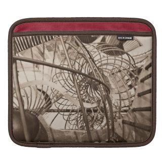 Gridiron Maze iPad Sleeves