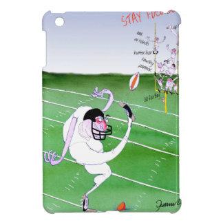 Gridiron - stay focused, tony fernandes iPad mini cover
