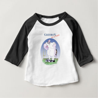 Gridiron take no prisoners, tony fernandes baby T-Shirt