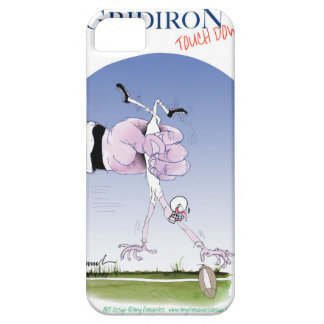 Gridiron -  touch down, tony fernandes iPhone 5 cases