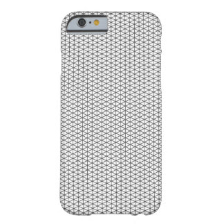Gridlocked Barely There iPhone 6 Case