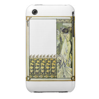 Grief and Mourning iPhone 3 Cover