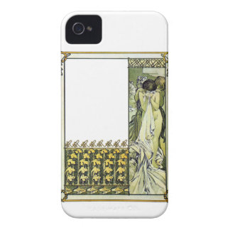 Grief and Mourning iPhone 4 Case