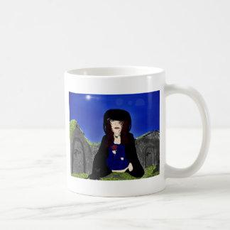 Grief Basic White Mug