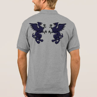 Griffin Crest Polo Shirt