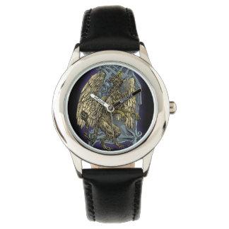 Griffin Crest Wrist Watch