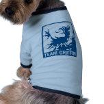 Griffin Doggie Tee