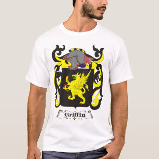 Griffin Family Coat of Arms T-shirt