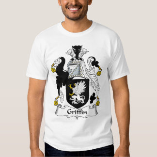 Griffin Family Crest Tee Shirts