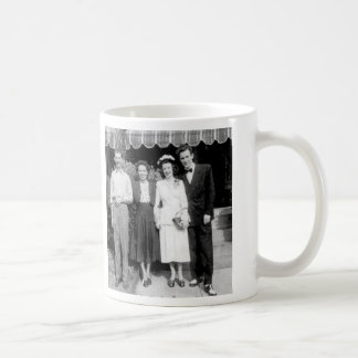 Griffin Family Basic White Mug
