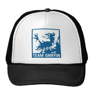 Griffin Mesh Hat