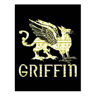 Griffin Postcard