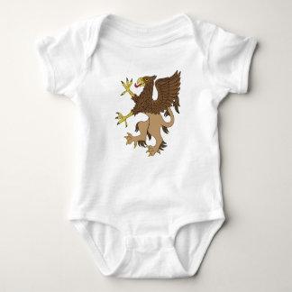 Griffin Rampant Baby Bodysuit