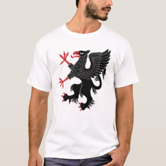 Griffin Rampant Sable T-Shirt