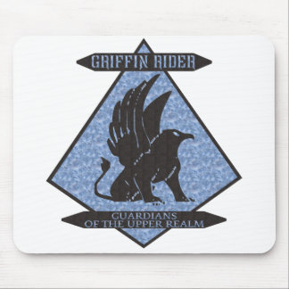 Griffin Rider Mouse Mat
