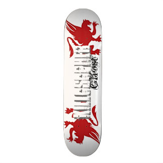 Griffin s Ghost Killosopher Skateboard Deck