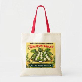 Griffon Brand - Vintage Crate Label Bag