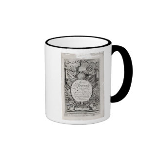 Griffon' of Rene Robert Cavelier de la Salle Coffee Mugs