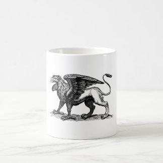 Griffon/seize Coffee Mug