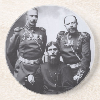 Grigori Rasputin General Putyatin Colonel Lotman Coaster