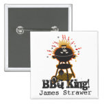 Grill Cooking Grilling Name BBQ King Pin