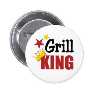 Grill Gift 6 Cm Round Badge