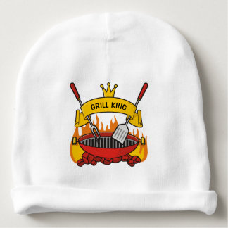 Grill King Baby Beanie