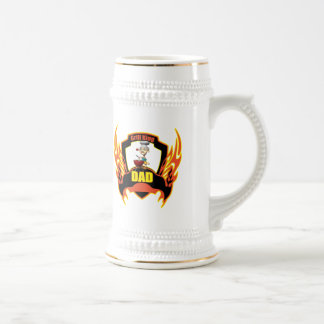 Grill King Fathers Day Gifts Mugs