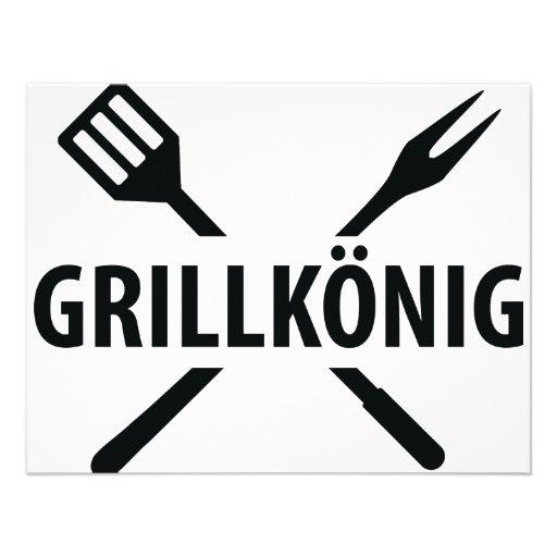 Grill König icon Invite
