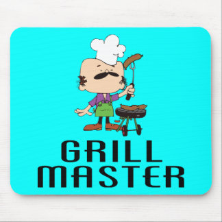 Grill Master (2) Mouse Pad