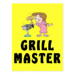 Grill Master Female
