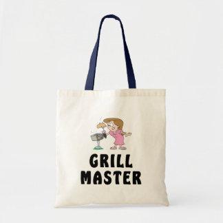 Grill Master Female Canvas Bag