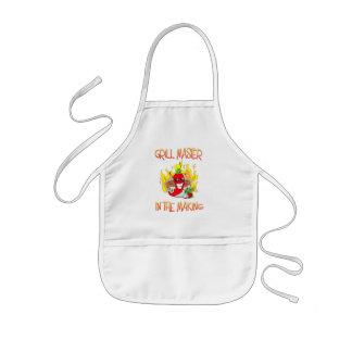 Grill master kids apron