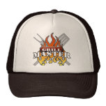 Grill Master Mesh Hats