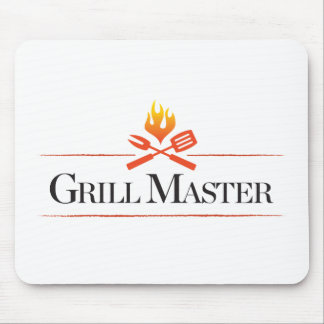 Grill Master Mouse Mat