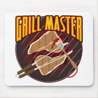 Grill Master Mouse Pads
