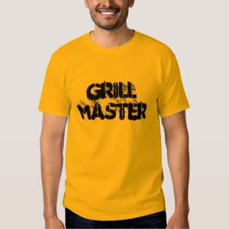 Grill Master T Shirts