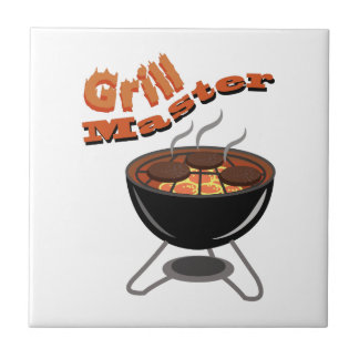 Grill Master Tile