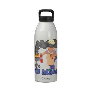 Grill Master Drinking Bottles
