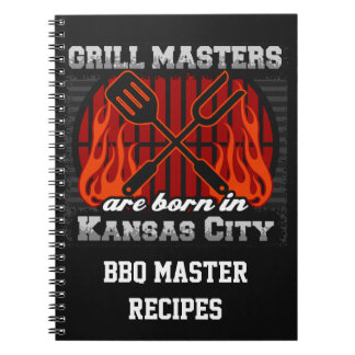 Grill Masters Are Born In Kansas City Missouri Notebook