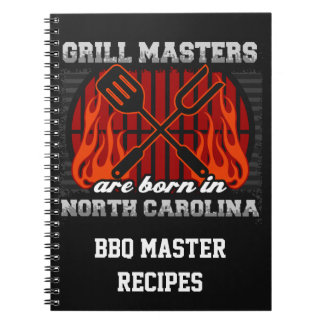Grill Masters Are Born In N Carolina Recipe Notebook