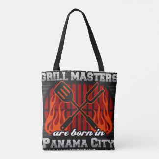Grill Masters are Born in Panama City Florida Tote Bag