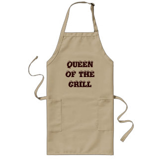 Grill Queen Long Apron